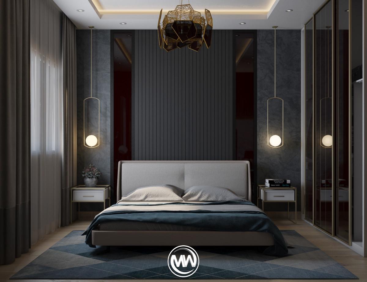 Bedroom Design - Luxury Decor
