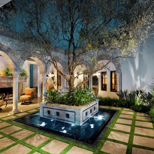 spanish-courtyard-design